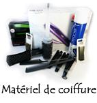 gamme matériel de coiffure