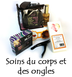 gamme soins du corps et ongles