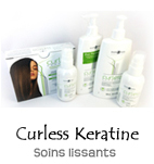 gamme curless keratine
