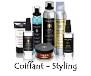 gamme coiffant