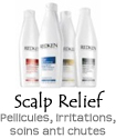 gamme scalp relief
