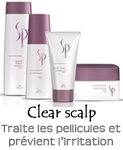 gamme clear scalp