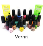 gamme vernis