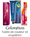 gamme coloration