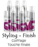 gamme styling finish